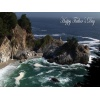 Father's Day HD Video Ecard McWay Falls Big Sur California